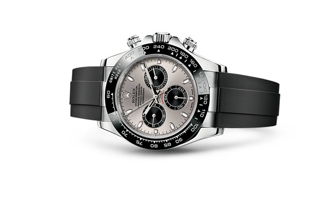 White gold Rolex Daytona Ceramic