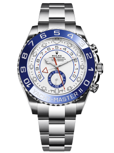 The new 44mm Yachtmaster II